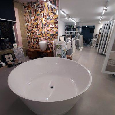 arredo bagno - Mollica Marino showroom